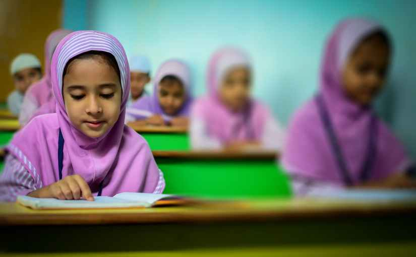 L'Agenda 2030 spiegata ai bambini: Obiettivo 4 – garantire a tutti e a tutte una buonaistruzione