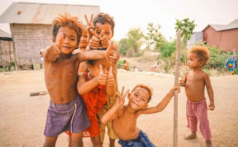 L'Agenda 2030 spiegata ai bambini: Obiettivo 1 – eliminare lapovertà