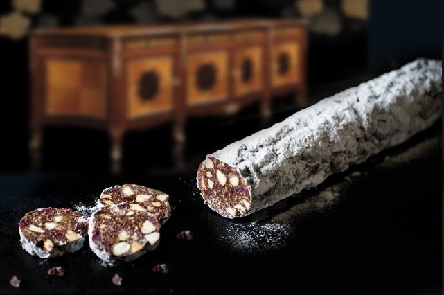 Chocolate Salami (Salame diCioccolata)