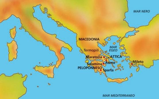 Cartina Storica Mediterraneo.Leggere Le Carte Geo Storiche Progetto Ipazia