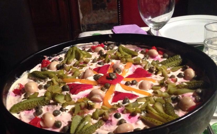 Russian salad (insalatarussa)