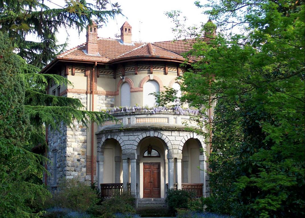 Villa per dirigenti Crespi d'Adda