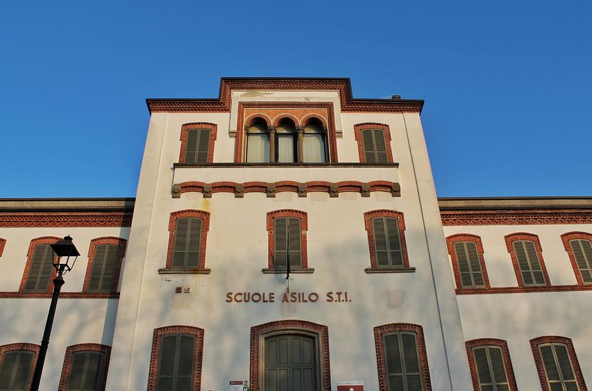 scuola crespi d'adda