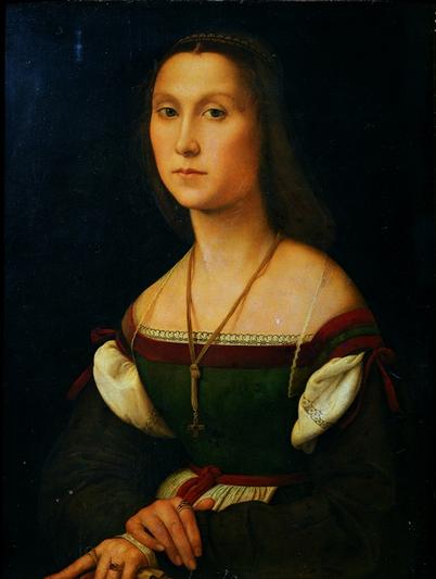 La Muta, opera di Raffaello Sanzio