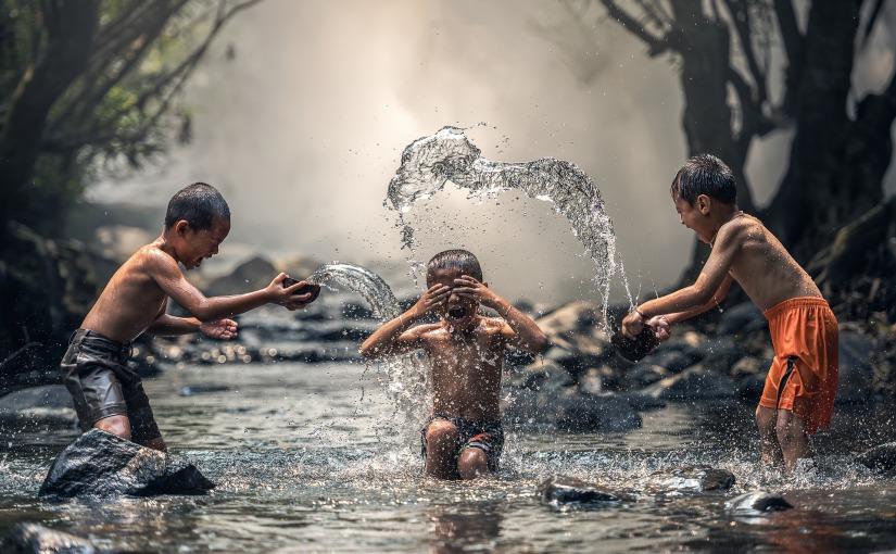 L'Agenda 2030 spiegata ai bambini: Obiettivo 6 – garantire a tutti acqua per bere e perlavarsi