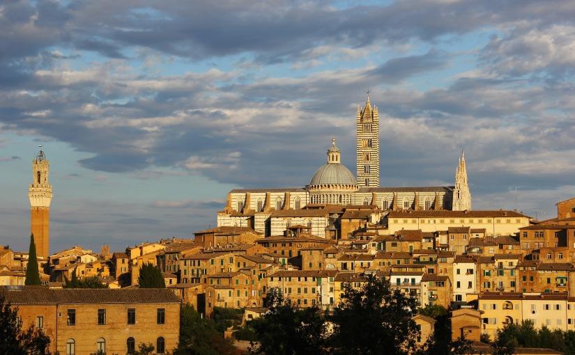 Il Patrimonio dell'Umanità spiegato ai bambini: Siena, cittàmedievale