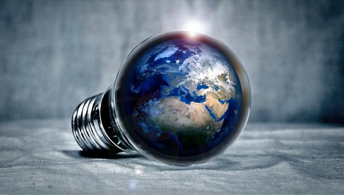 lampadina pianeta