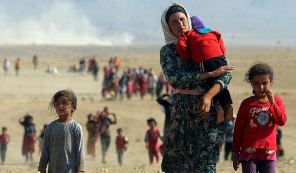 La storia dei Curdi spiegata ai bambini e allebambine