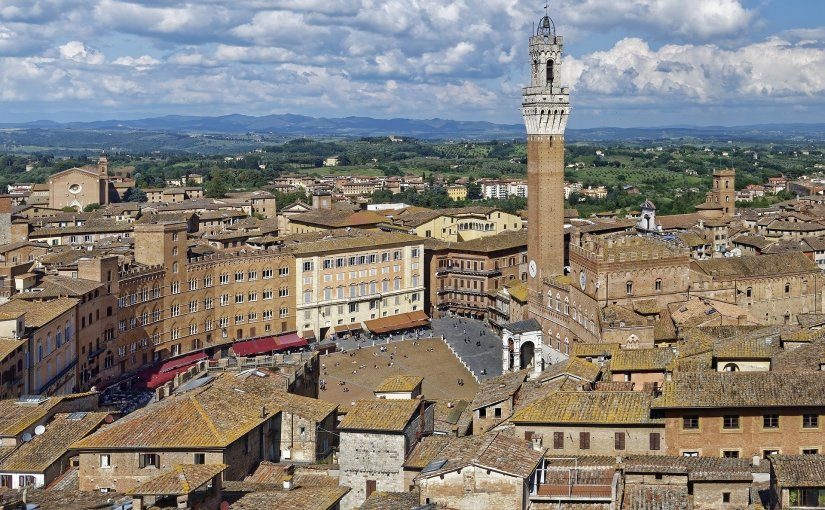 Leggo, osservo, gioco e conosco Siena Patrimonio dell'Umanità