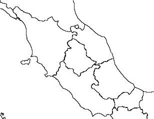 regioni centro