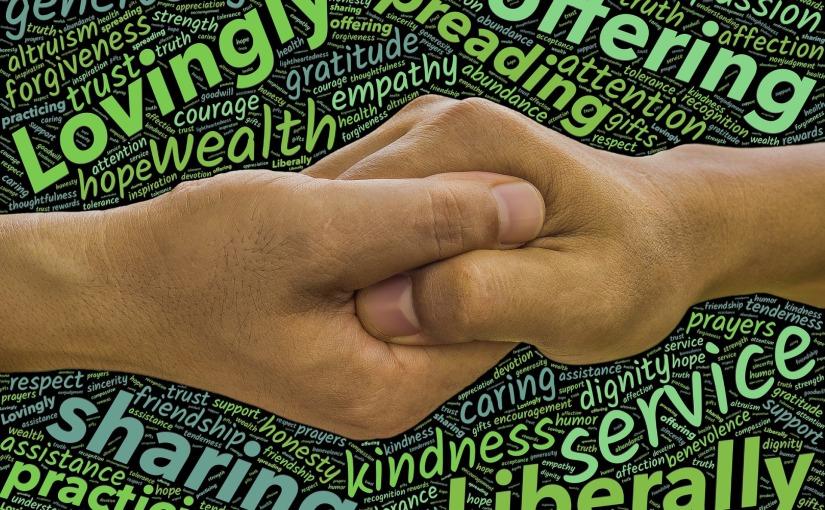 """La gentilezza è """"circolare""""?"""
